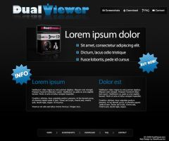 DualViewer Mockup1 by datamouse