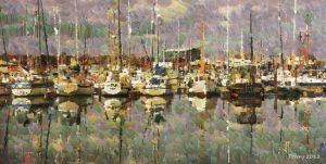 Boats by paulnery