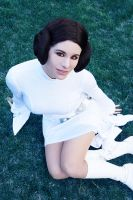 Gentle Giant Princess Leia by HeatherCosplay
