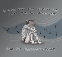 Pieces of my heart by issabissabel