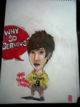 Why so serious? by HanCJ