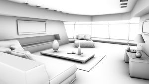 Interior Modeling by volpster