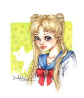 Usagi by Loonaki