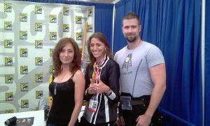 SDCC 2012 - Danielle Rayne by RebelATS
