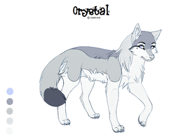 .: Crystal : Sheet :. by stolenimages