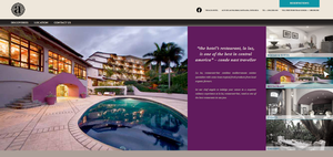 Alta hotel web site, option 2 by the-lines