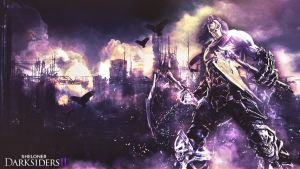 Darksiders 2 by Mrsheloner