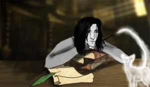 Snape always by Izi-jeevas