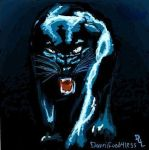 Night panther by dannifood4less