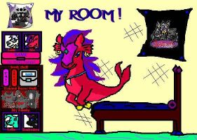 Phylen's Room by closeyoureyes0329