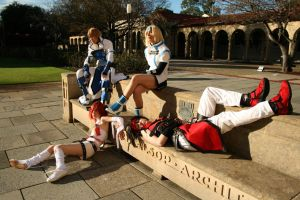 Guilty Gear: Group Shot by Risachantag