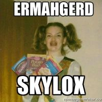 ERMAHGERD SKYLOX by The-Glass-Flamenco
