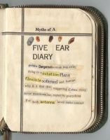 5 ear diary by Deborah-Valentine