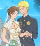 NaruTen: Marriage of Love (Close-up) by JuPMod