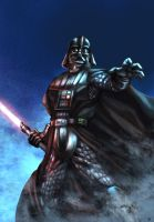 Darth Vader by cric