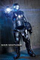 War machine by kiddo-cosplay