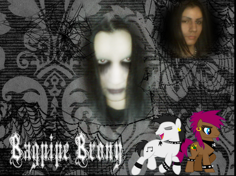 Bagpipe Brony new ID by goth-of-whoville