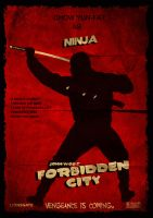 Forbidden City Poster by GTR26