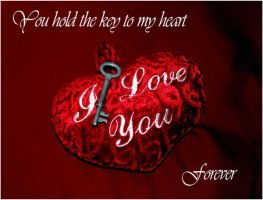 You hold the key to my heart by Tinluthien