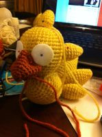 Chocobo WIP by aphid777