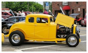 A 1932 Ford Coupe by TheMan268