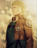 Reiner Braun by Captain1Yazeed
