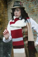 4th Doctor Alternate Image by hallopino