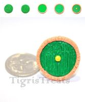 Hobbit Hole Ring (Tutorial) by TigrisTreats