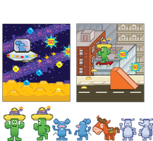 Pixel Art for Taco Time by Studion8