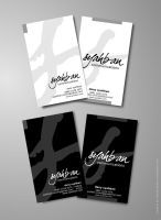 Business Card Syahban Comm. by dzinc