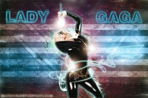 LADY GAGA .2 by Mahdi18