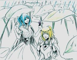April Showers by Take-Kare