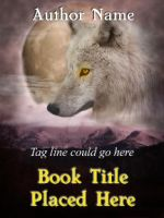 Wolf Cover by Tris-Marie