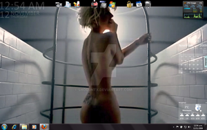 My Bad Romance Desktop by shoguntx