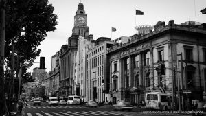 The Bund - All that ture Shanghai XIII by longbow