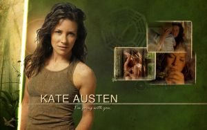 Kate Austen wallpaper by nuke-vizard