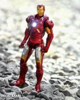 Iron Man Mark VII - The Avengers by FordGT
