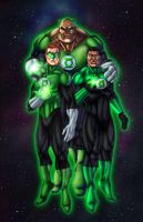 In Brightest Day by ChrisSummersArts