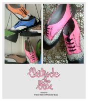 Brogues by OSTB