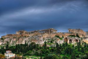 Parthenon by I-L-P