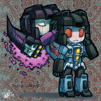 Sneak Attack by Humblebot