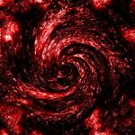 Blood swirl by Geckooffury