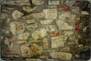 Stone wall 01 by yko-54