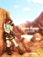 Im not inmortal - Tomb Raider by Valen-chan