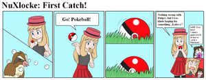 Blue's NuXlocke: First Catch by BlueLineProductions