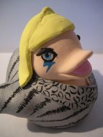 Lady GaGa Duck by msfurious