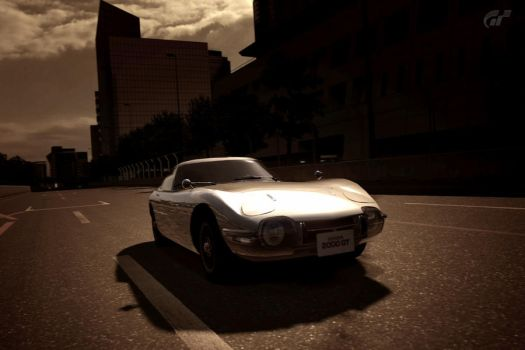 1967: The Light of Japan by Admeet