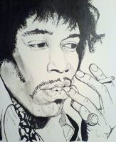 jimi by purposemaker