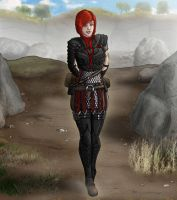 Dragon Age - A Bard's Love: Morning Lily by Guyver89