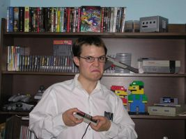 Halloween 2007- AVGN by GreenScreen